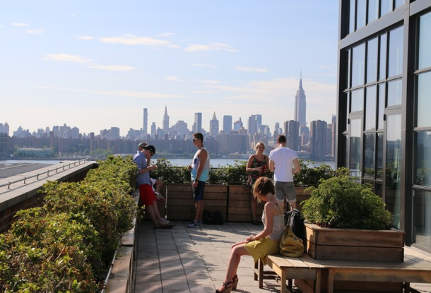 France Meets Brooklyn At The Wythe Hotel Abelow Pr
