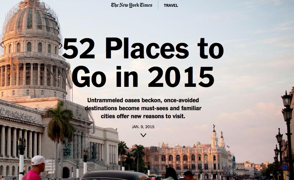 Media Relations Creates Success for Travel PR